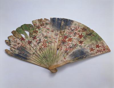 日本人に最も身近な美術品?「扇」の世界を堪能する企画展が開催中