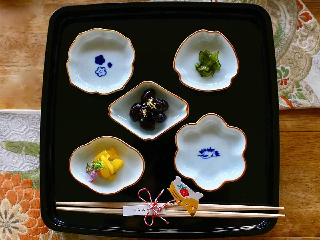 中川政七商店の有田焼の豆皿