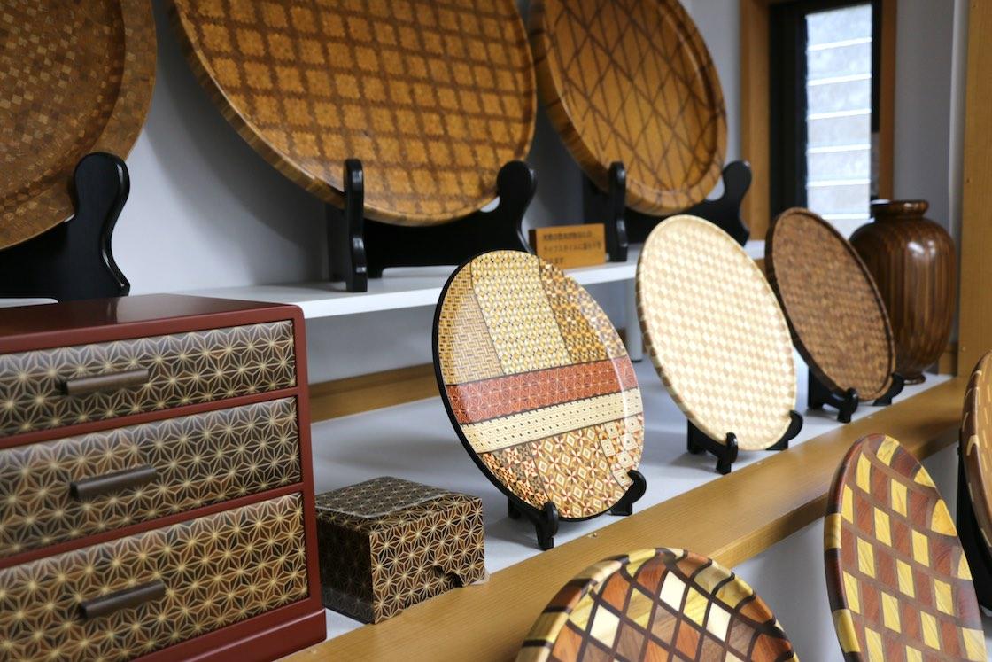 昭和59年には国の伝統的工芸品に指定されました