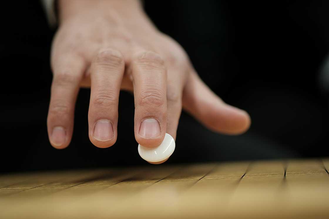 囲碁人気が沸騰するかもしれません