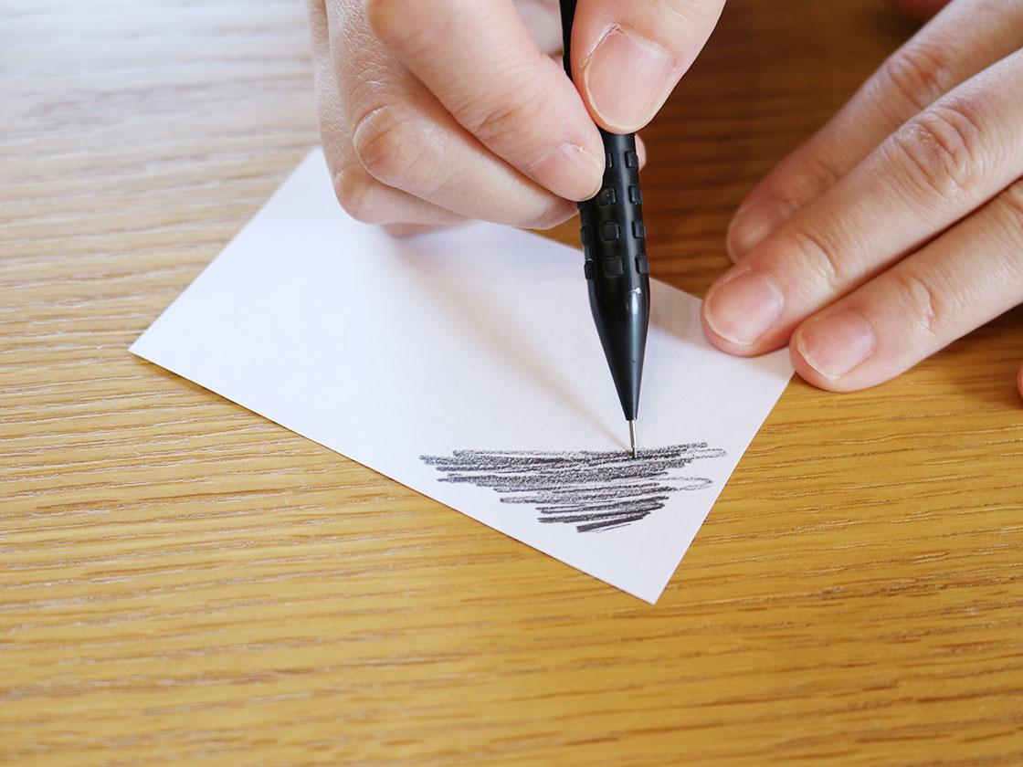 紙刺繍の工程