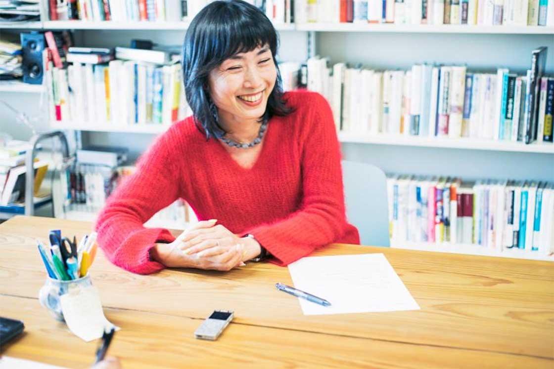 伊藤亜紗さん(東京工業大学 リベラルアーツ研究教育院准教授)