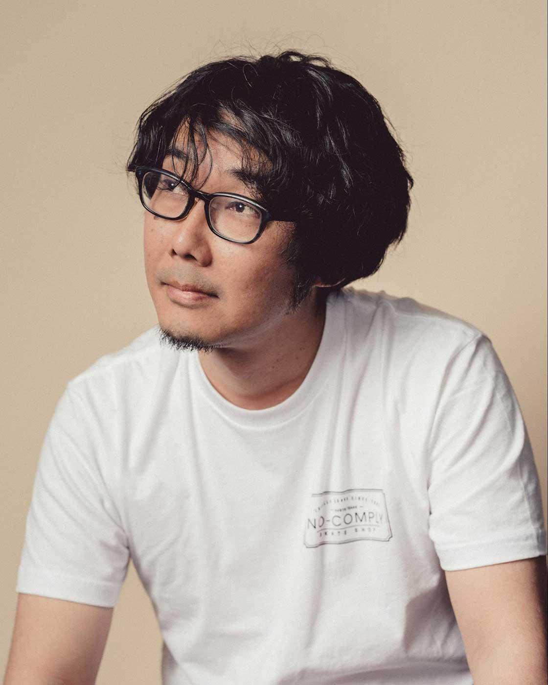 若林恵さん(編集者 / 株式会社 黒鳥社)