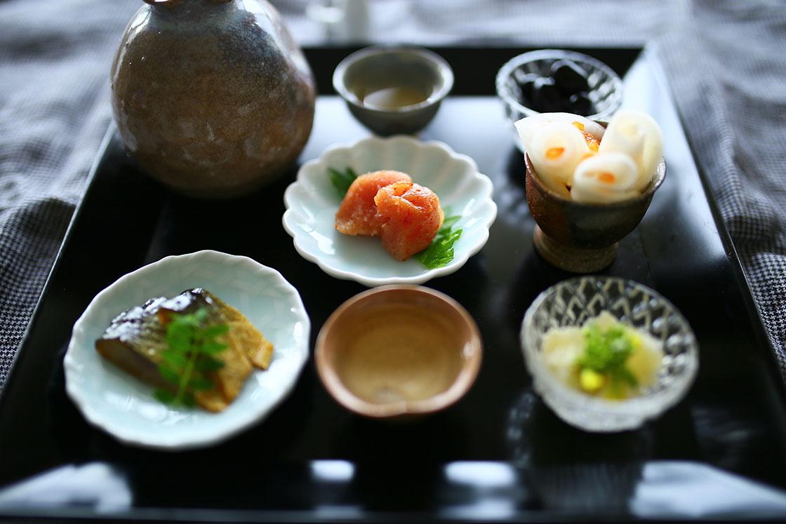 鍋島焼 虎仙窯の豆皿