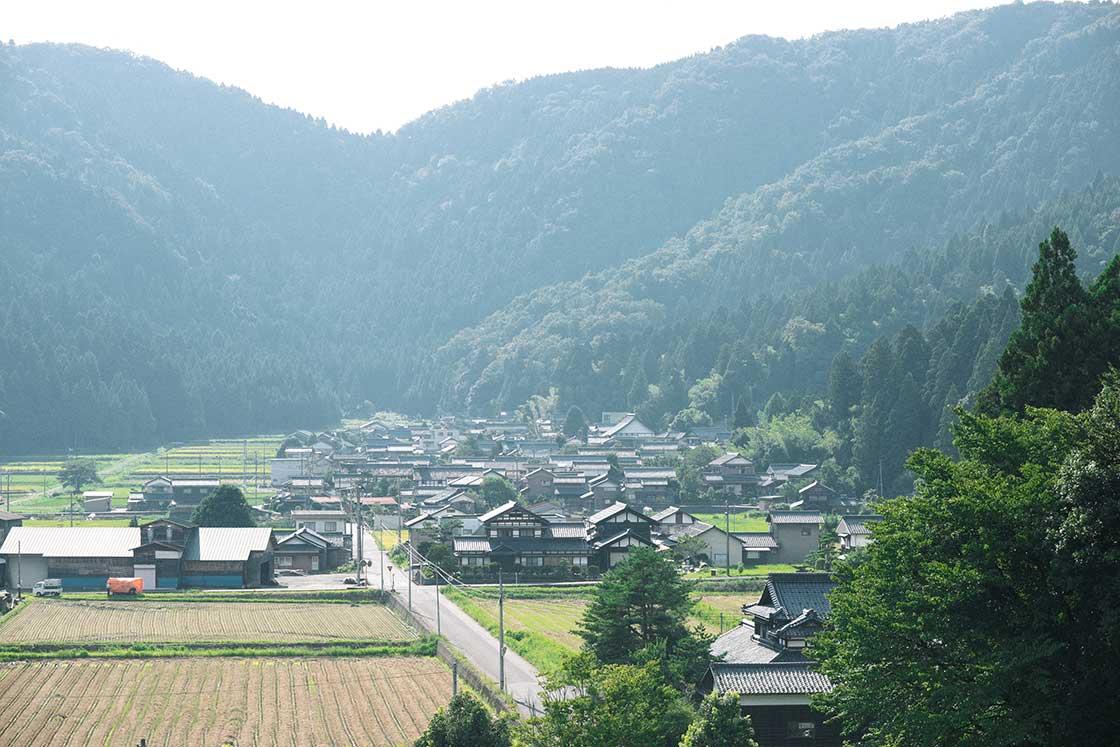 河和田地区