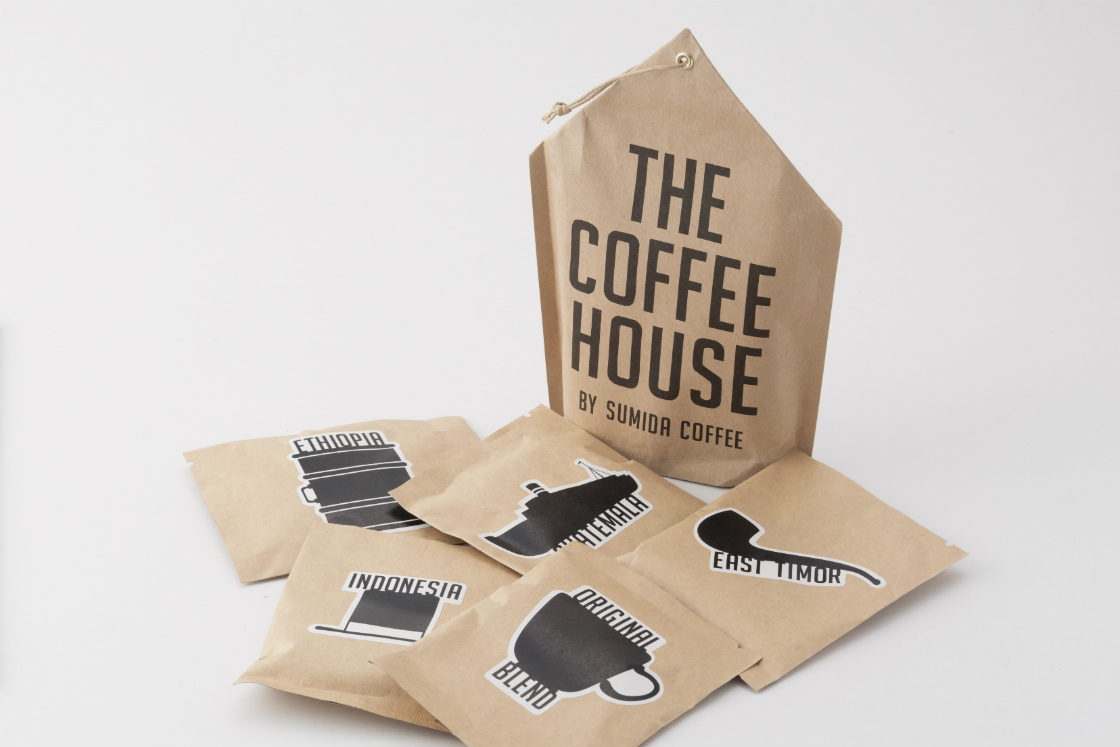 THE COFFEE HOUSE BY SUMIDA COFFEE ¥1,188 (税込)