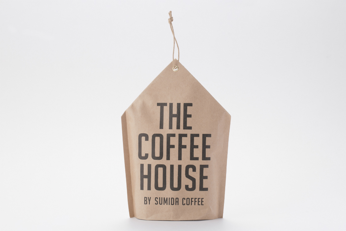 THE COFFEE HOUSE BY SUMIDA COFFEE (すみだ珈琲) ¥1,188 (税込)
