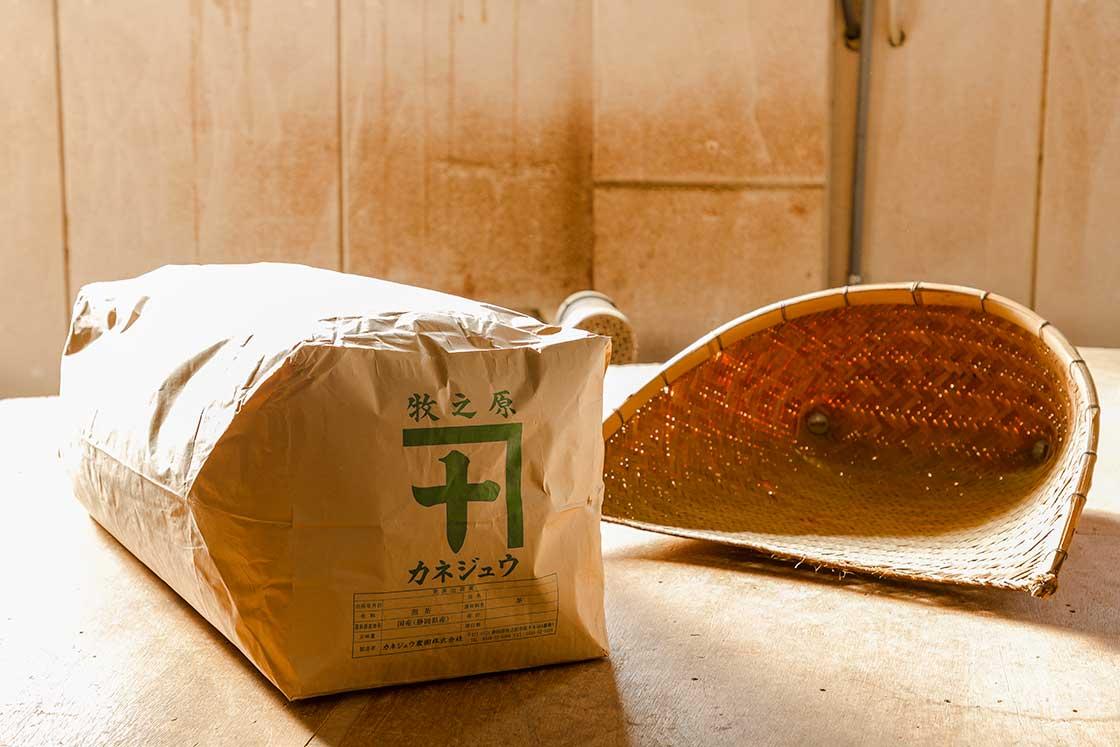 静岡・牧之原「カネ十農園」