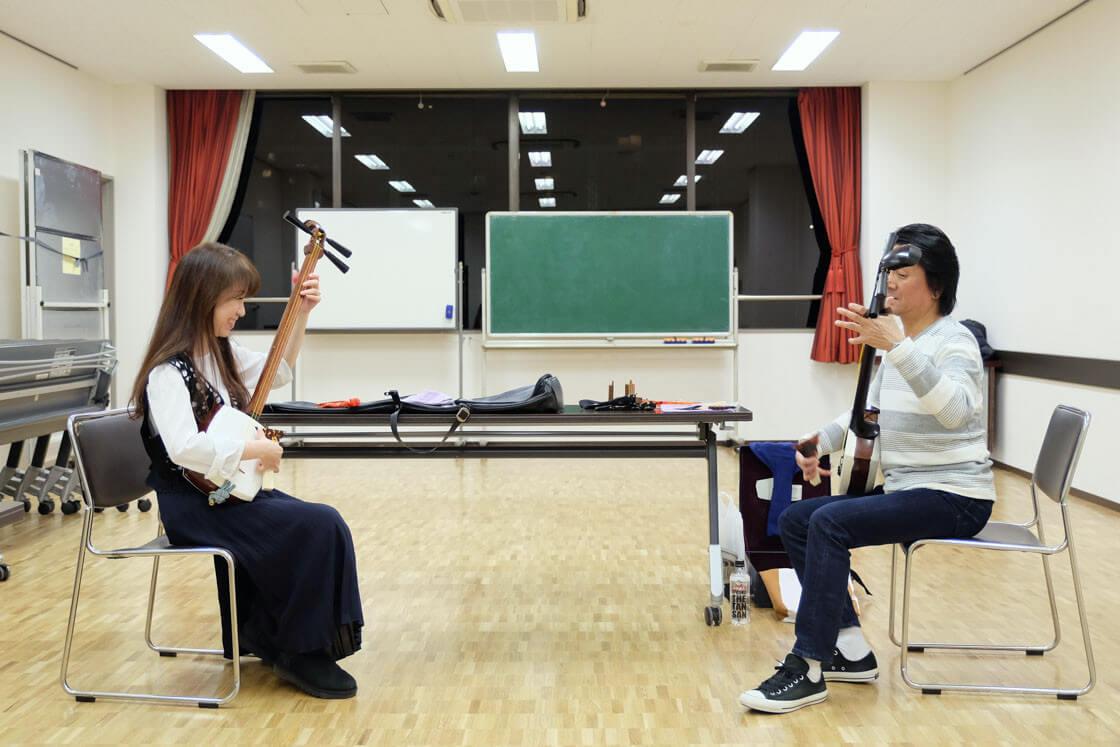 澤田勝紀津軽三味線教室