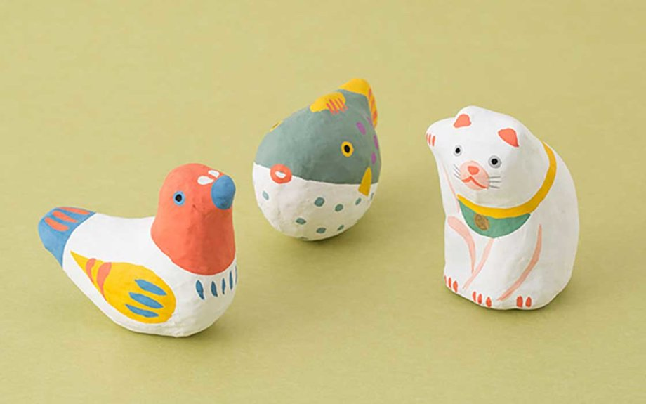 愛らしい郷土玩具が一堂に!日本全国を旅する気分で楽しむ玩具市