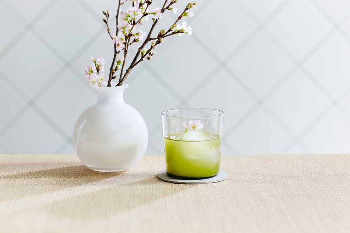シーズナルティー「桜煎茶」