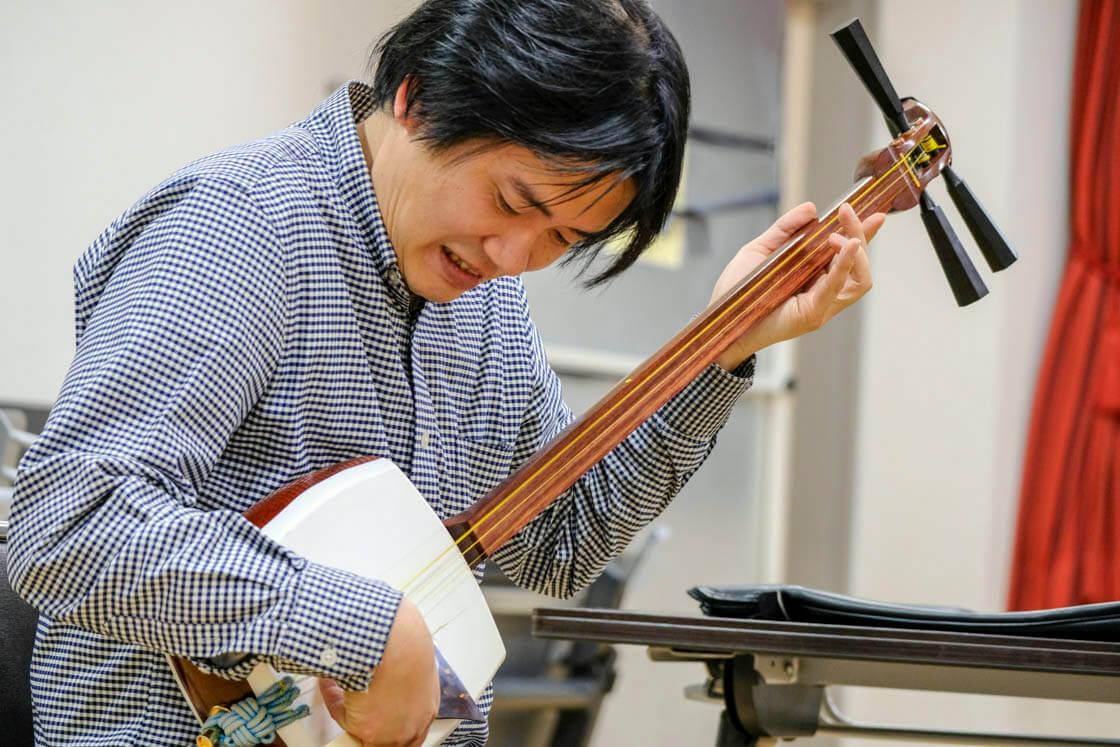 津軽三味線をうまく弾けない。澤田勝紀津軽三味線教室