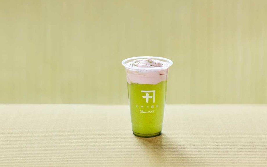 日本茶×クリームチーズが絶品!表参道のティーサロン「カネ十農園」がリニューアル