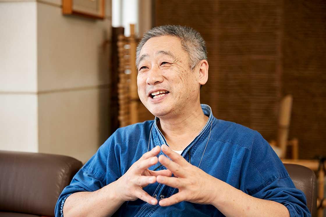 京都伝統工芸大学校 教務部長・陶芸専攻 工藤良健先生