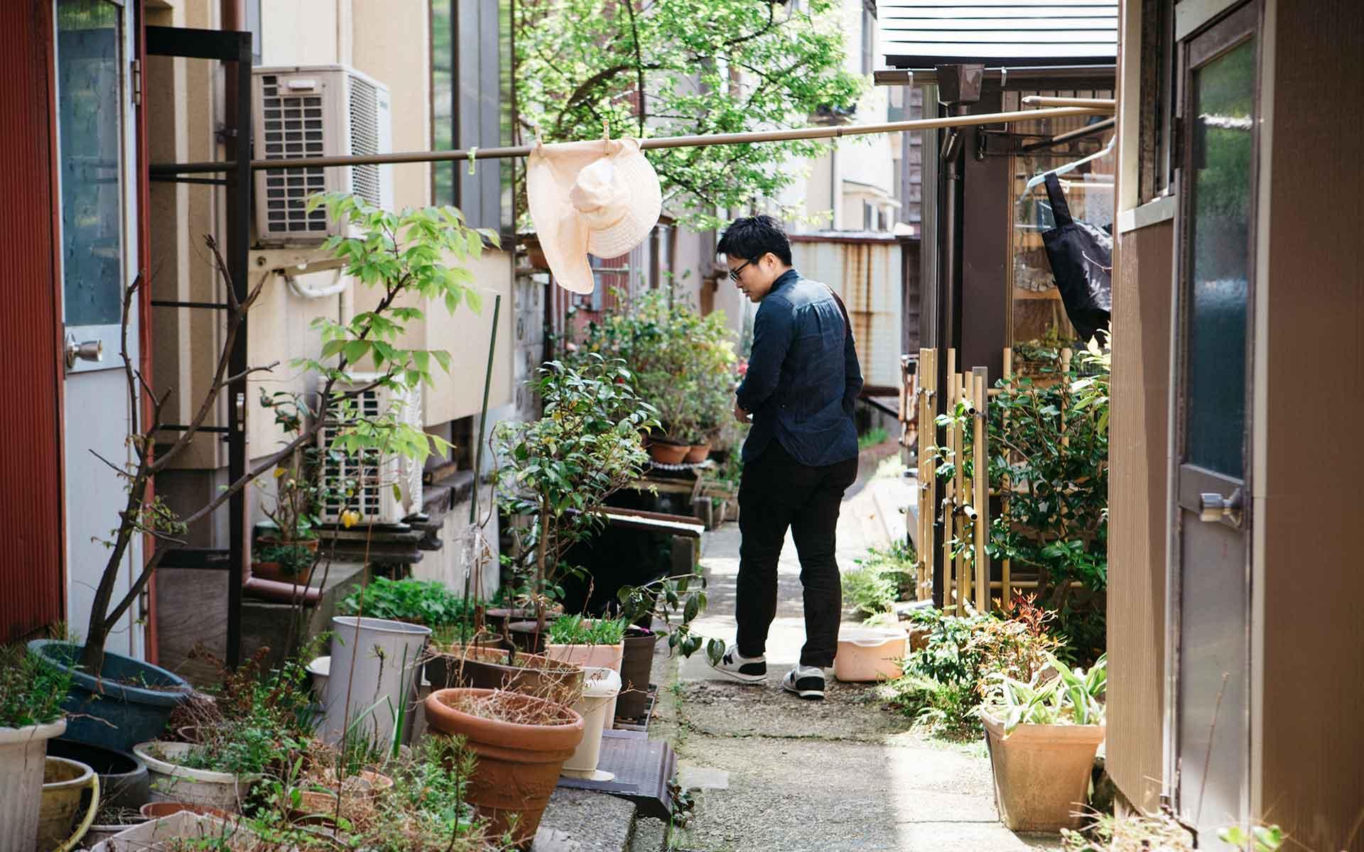 金沢民景で金沢町歩き