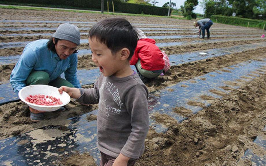 落花生の種まきから即売会まで。千葉のピーナッツブランド「Bocchi」が体験イベントの参加者を募集