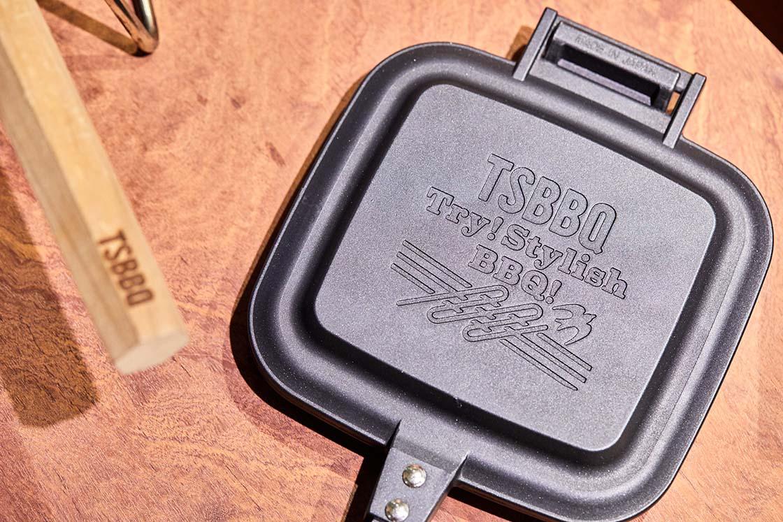 TSBBQ ホットサンドメーカー