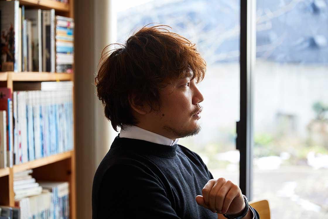 燕三条 デザイナー堅田佳人さん