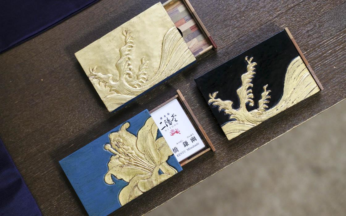 鎌倉彫、800年の伝統を100年後にも残すため、若き職人は世界に挑む
