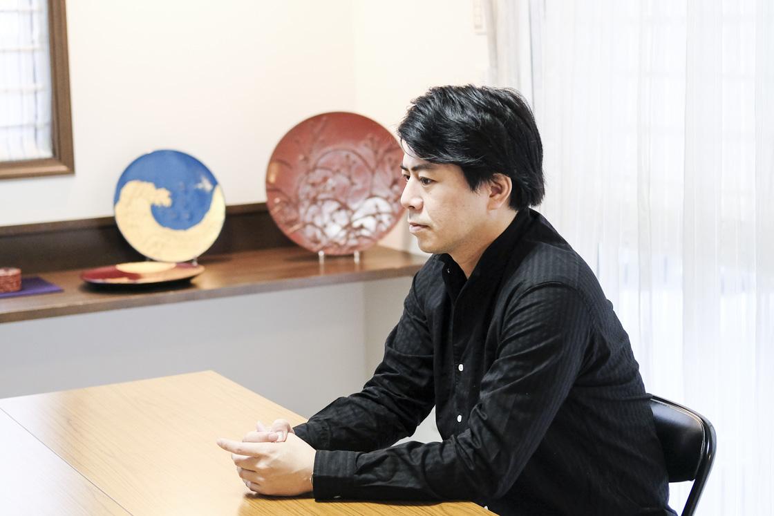 三橋鎌幽さん