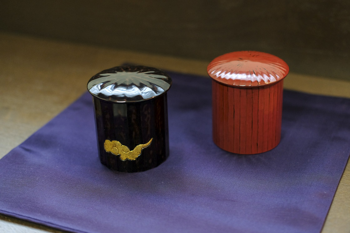 金輪寺茶器