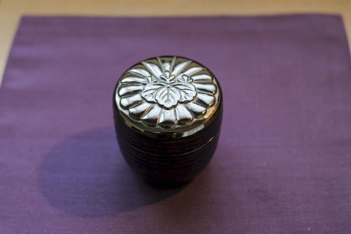 鎌倉彫の棗