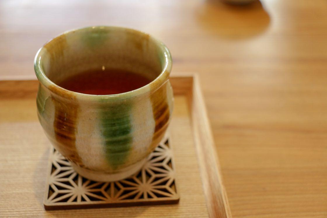 瀬戸本業窯 窯横カフェ