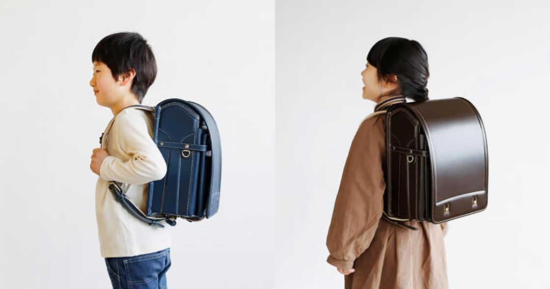 土屋鞄2020年入学用