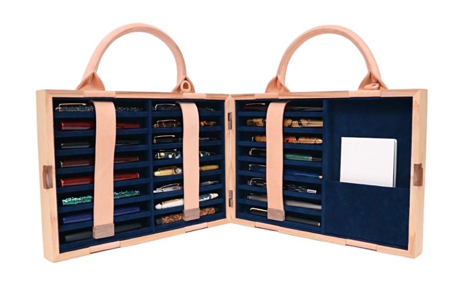 「持ち運べる文具箱」販売開始。銀座蔦屋書店と老舗文具メーカーが考えた3種類が新発売