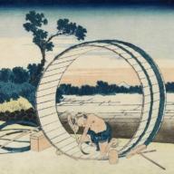北斎が描く職人はなぜ生き生きしている?江戸の仕事を知る「北斎のなりわい大図鑑」展がスタート