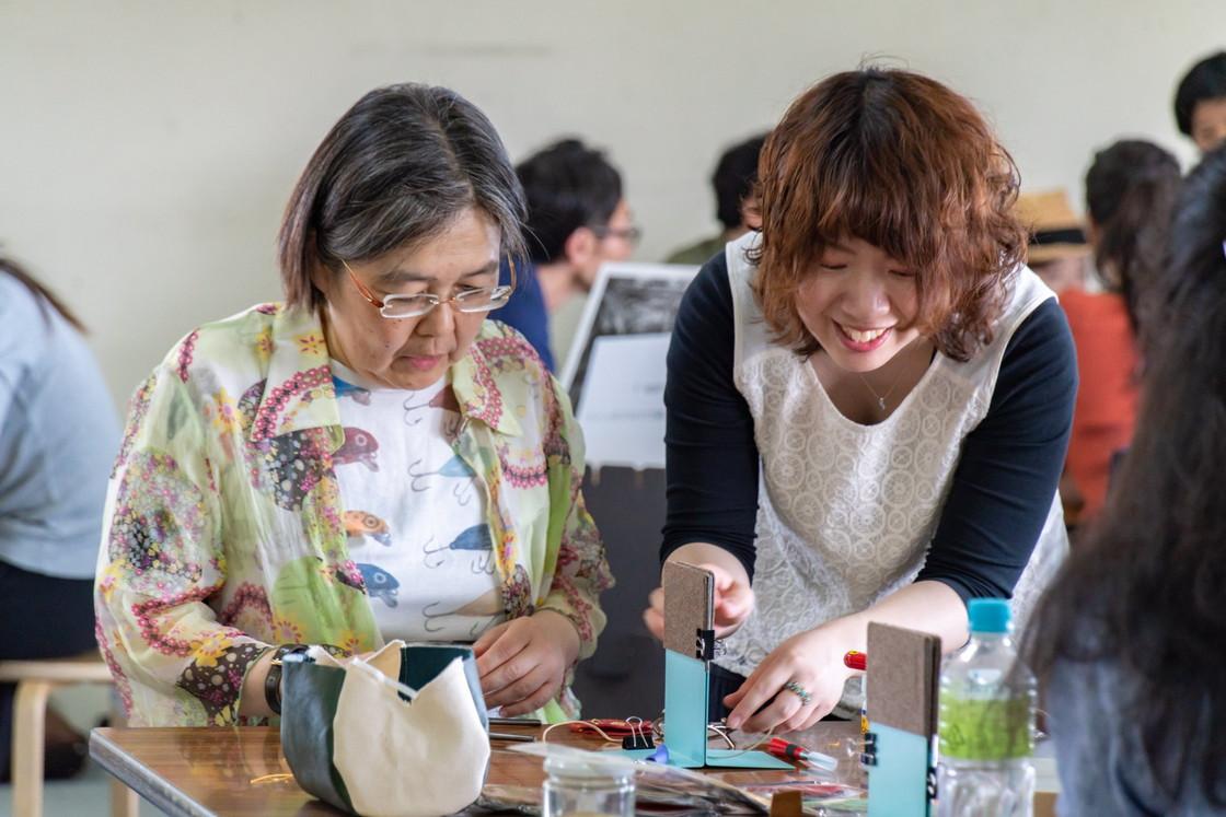 革とモノづくりの祭典「浅草エーラウンド2019春」