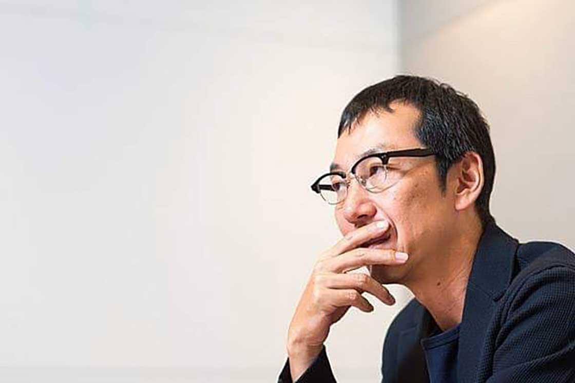 インディペンデントリサーチャー、著作家、パブリックスピーカーの山口 周氏