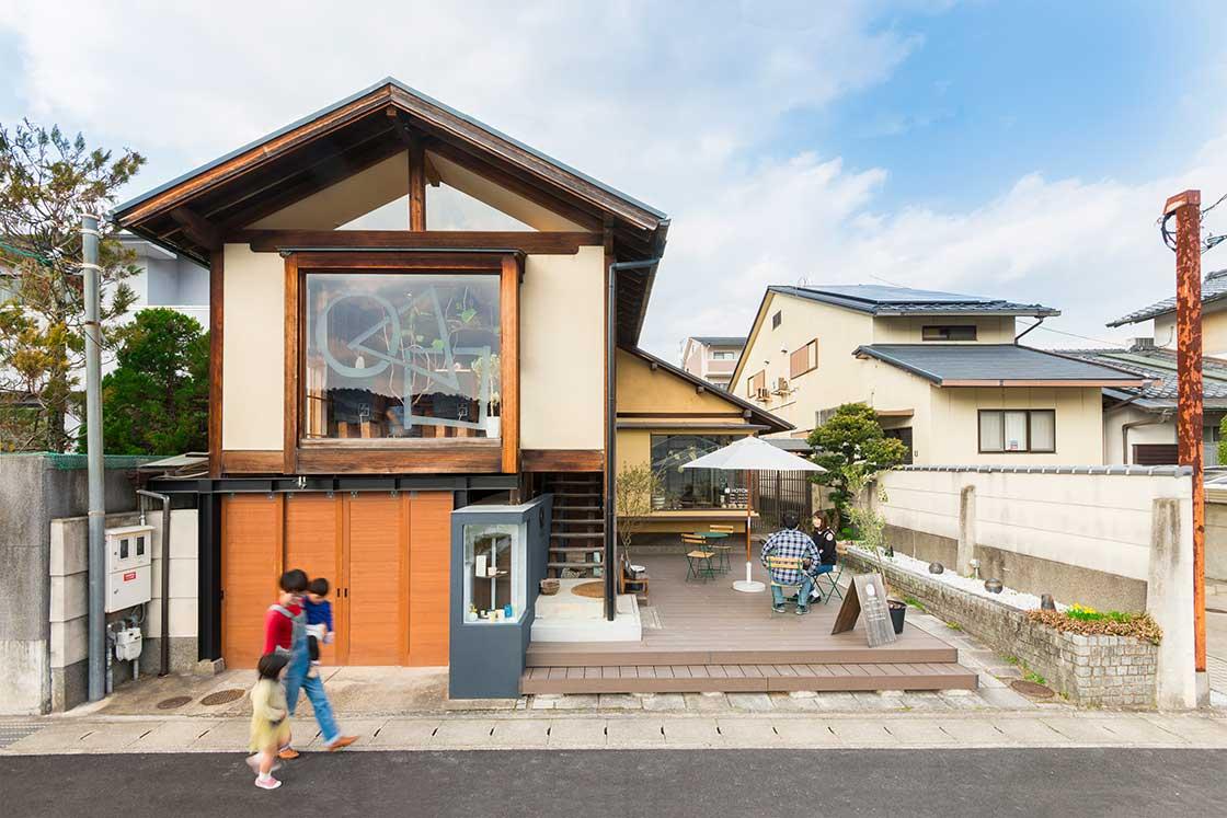 京都市左京区・岩倉にある総合的なうつわの店「HOTOKI」