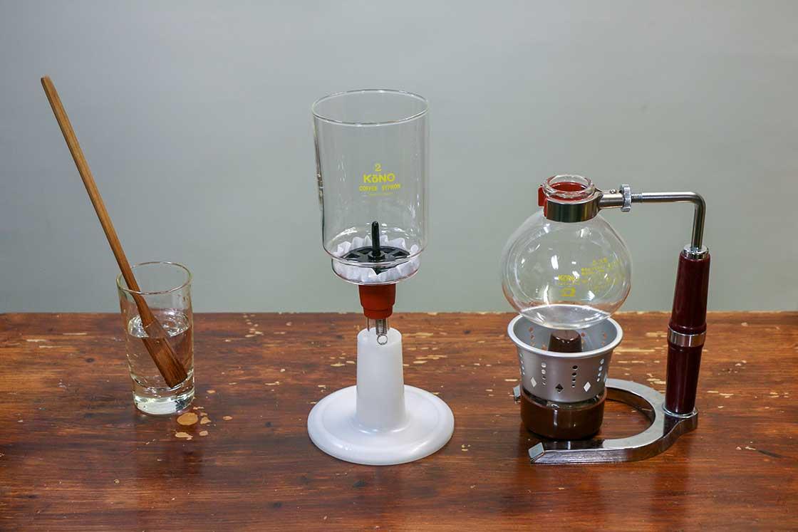 コーヒーサイフォン