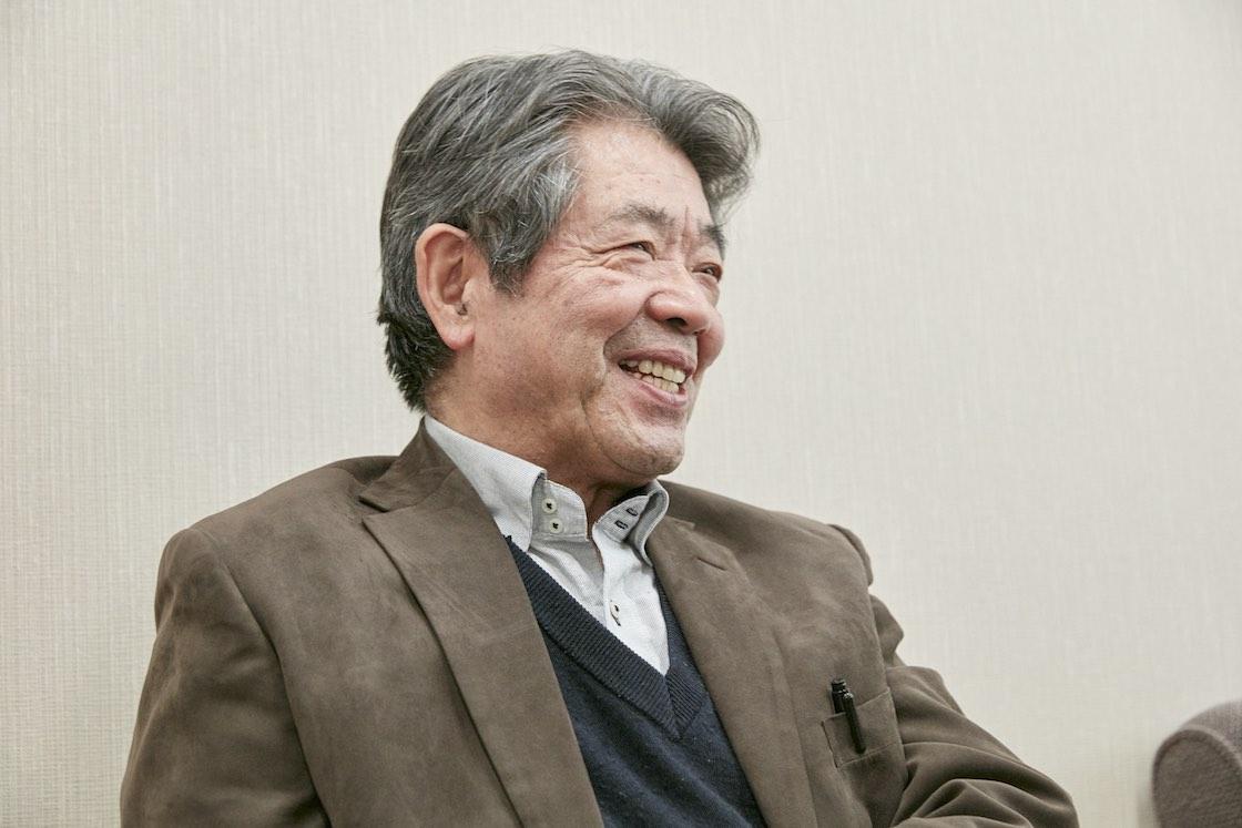 高橋誠一郎さん