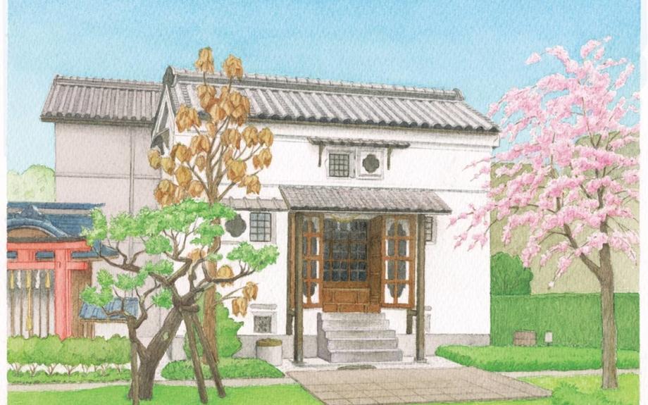 春の京都で、とらやの原点がわかる企画展開催