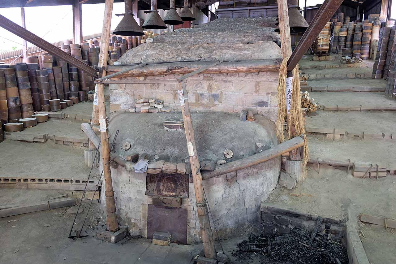 京式登り窯