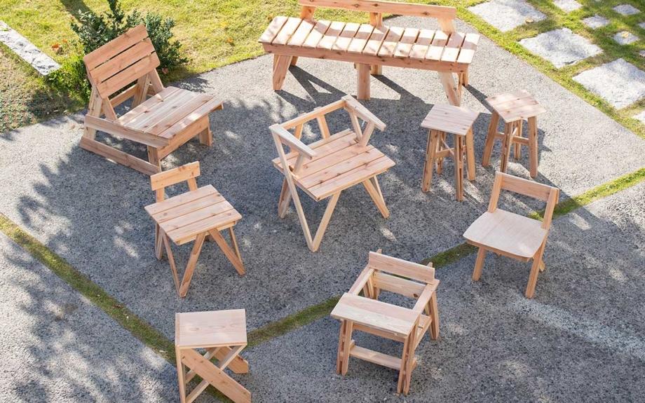 自作の木製家具を作ろう!「杉のDIYデザイン展」がGWに新宿で開催