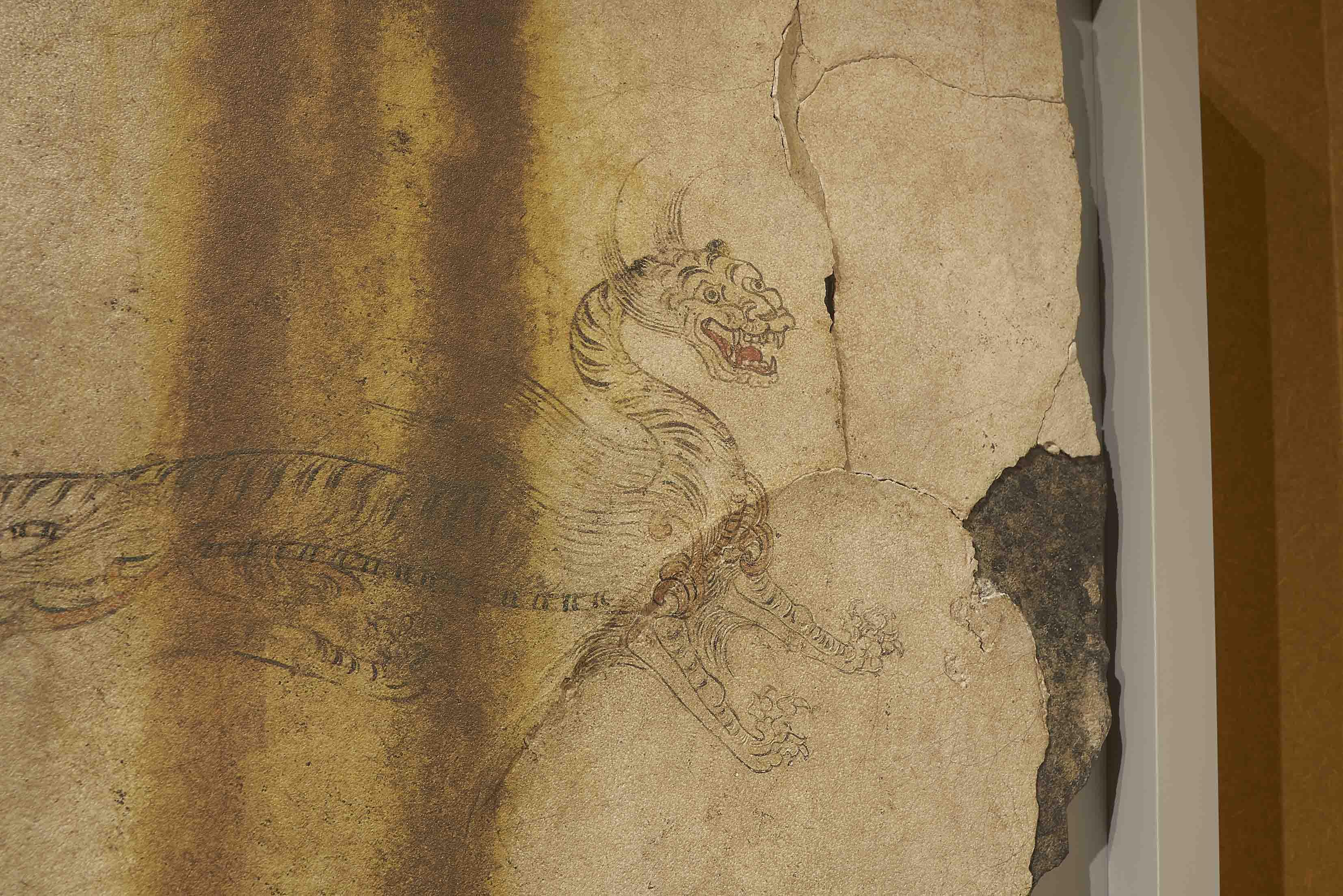 キトラ古墳の復元
