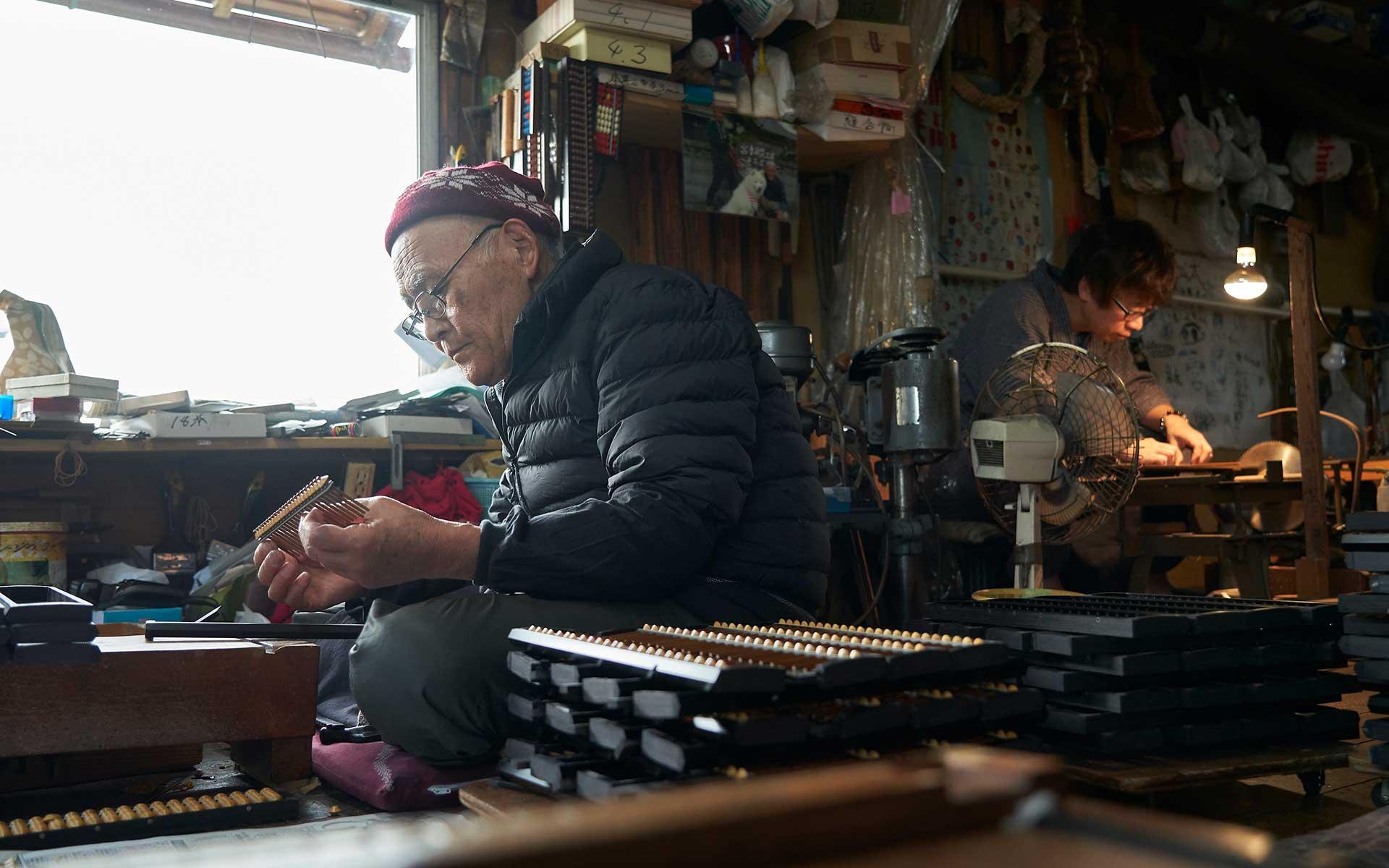 美しい道具を残したい。播州そろばんの名工、宮本一廣が考える職人の未来