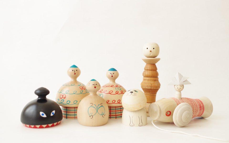 ドンタク玩具社の作品