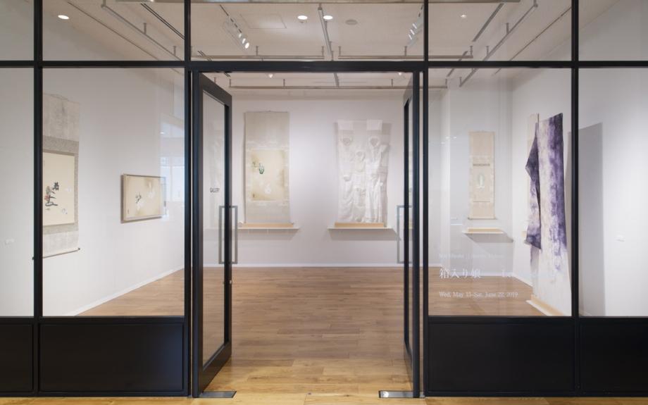 京都の伝統工芸と2人の女性作家が融合!ミヤケマイとオロールティブーのコラボレーション展が開催中