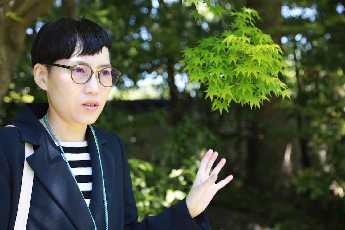 植彌加藤造園株式会社 山田さん