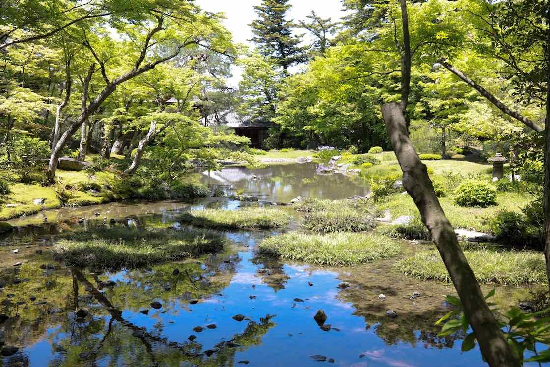 京都無鄰菴