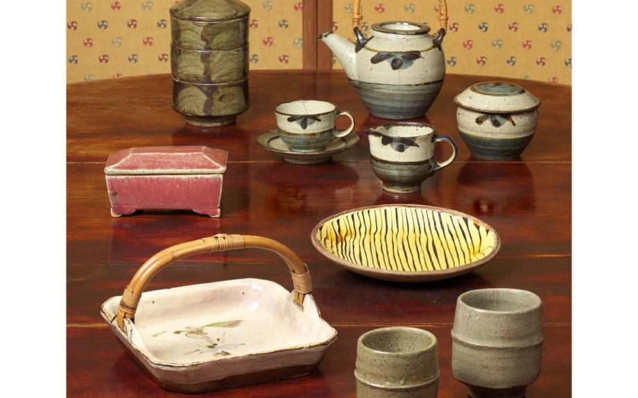 柳宗悦の愛用品から江戸時代の貴重な器まで、日本民藝館で「食の器」展開催