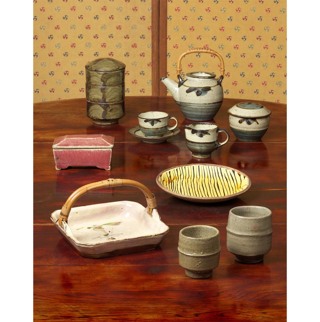 食の器 日本民藝館