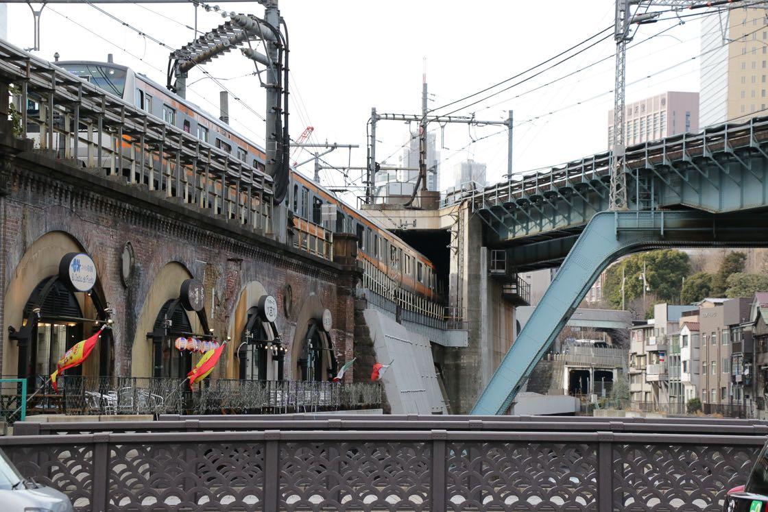 昌平橋高架橋