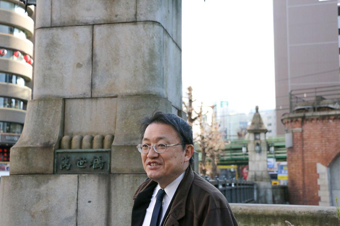 小野田滋(おのだ しげる)さん 鉄道総合技術研究所勤務