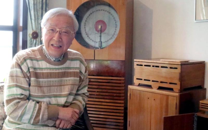 楽器オルゴール職人永井淳さん