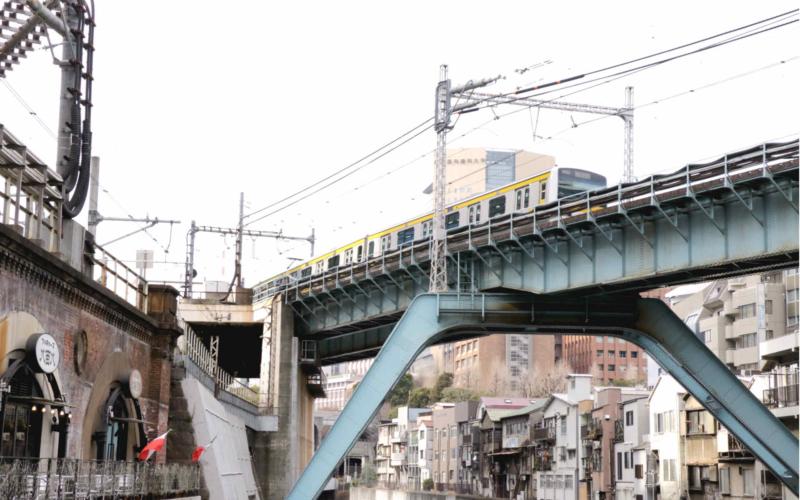秋葉原 高架橋